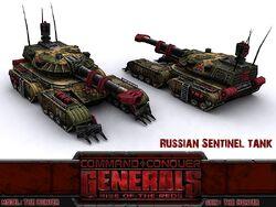 RotR RussianSentinelArena