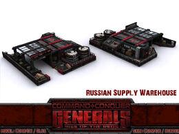 Russian Warehouse