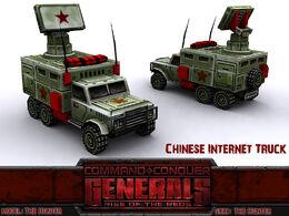 China Internet Truck