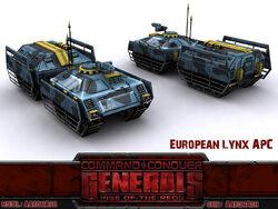 RotR Lynx render