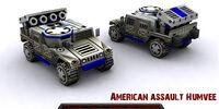Assault Humvee