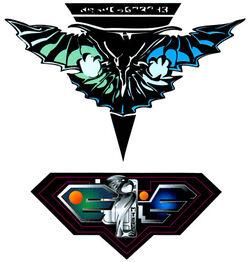 Romulan-symbols
