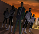 History of Agent Six (First Season)