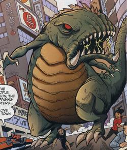 E.V.O Dinosaur
