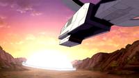 Bleach explosion