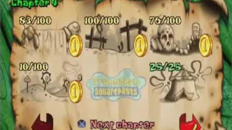 SpongeBob SquarePants SuperSponge OST - 09 - Map (Level Select)
