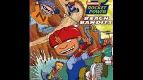 Rocket Power Beach Bandits - Golem Senior Fight