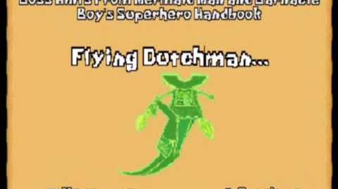 SpongeBob SquarePants SuperSponge OST - 29 - The Flying Dutchman