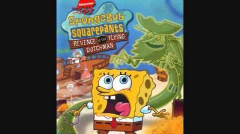 Spongebob Revenge of the Flying Dutchman Soundtrack - Dutchman's Graveyard