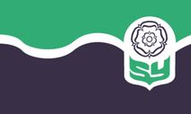 Unofficial County Flag of South Yorkshire