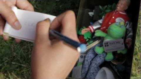 What to do when you find a Geocaching Trackable