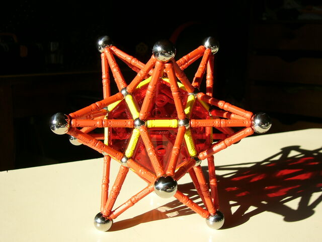 File:Small stellated dodecahedron.JPG