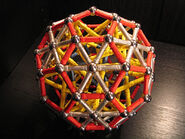 Truncated icosahedron c