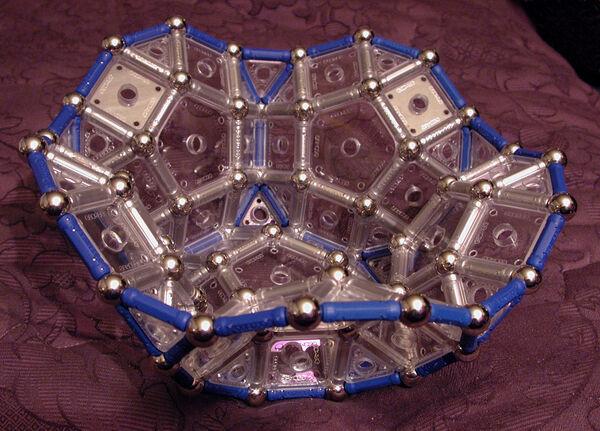 Six Cupolae - INSIDE