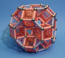 Truncated Cuboctahedron of Cubes