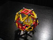 Alt snub cuboctahedron