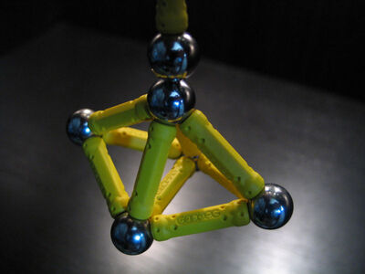 Geomag compass