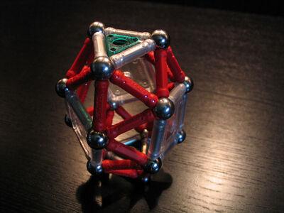 Snub exp triangular prism