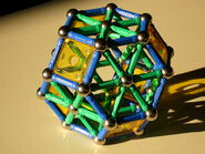 Truncated octahedron a12