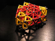(0 12 0 36 6 3) deltahedron