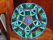 Truncated dodecahedron a9