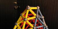 (0,0,12,42)-deltahedron