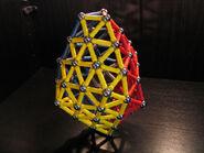 (0 0 12 45) deltahedron