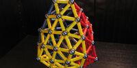 (0,0,12,45)-deltahedron