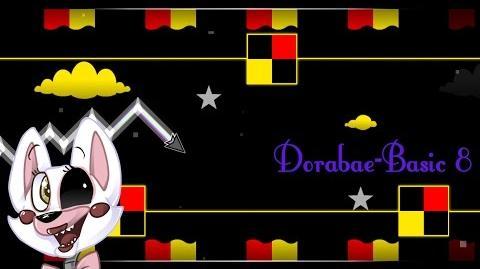 Geometry Dash Dorabae-Basic 8 BY Dorabae
