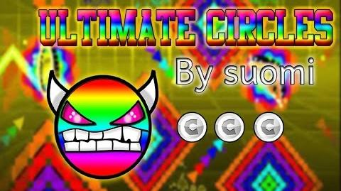 Ultimate Circles update!! by Suomi (demon) geometry dash 2