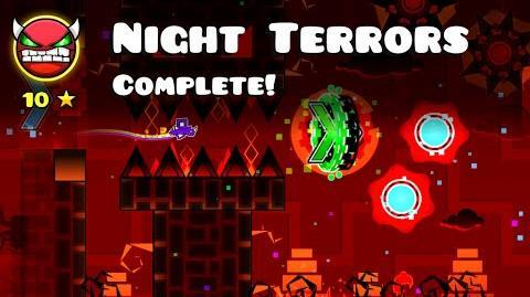 Geometry Dash - Hinds (me) & Loogiah - Night Terrors (Insane Demon)