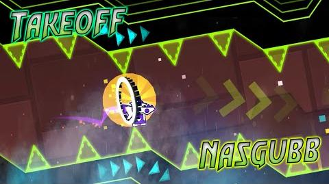 Geometry Dash - -Demon- Takeoff by Nasgubb