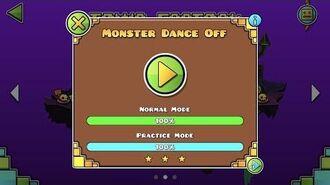 Geometry Dash World - Monster Dance Off