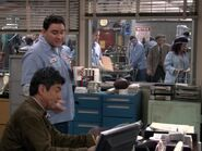 Ep 4x13 - George and Ernie in the office