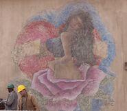 GL ep 2x14 - George's Mural