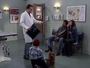 Ep 3x15 - Dr. Purdy says Mr. Needles is cured