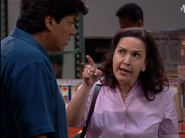George meets Aunt Cecelia