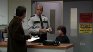 Ep 4x6 - Max gets booked