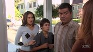 Ep 6x9 - George and Angie learns Max propositoned the neighbor