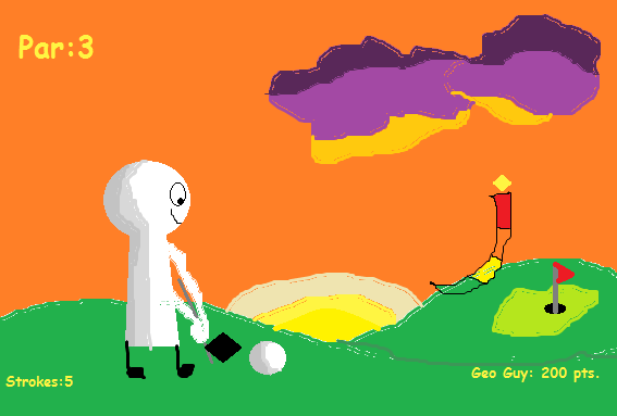 File:Geo's World Golf Screenshot.png