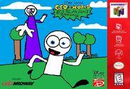 Gwbbr n64 cover
