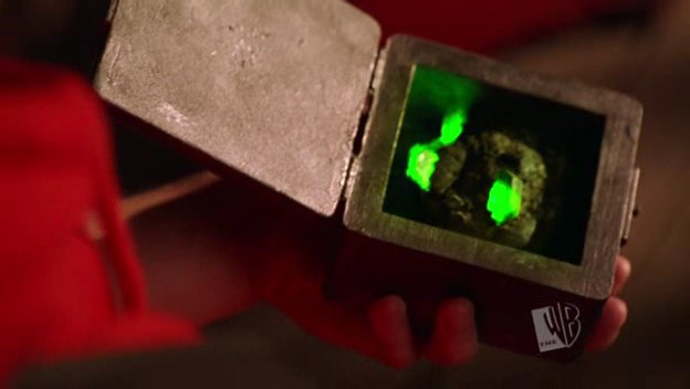 Grünes Kryptonit | Smallville Wiki | FANDOM powered by Wikia