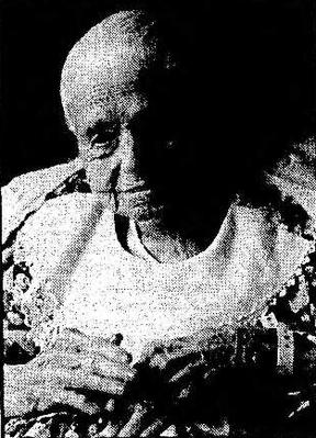 Mary Bidwell