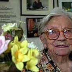 Hendrikje at age 112.