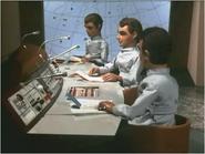 Space control Personel