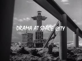 Drama at Space City