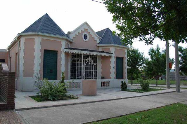 Archivo:Museo Municipal de Historia y Ciencias Naturales Los Sanavirones de Altos de Chipión.jpg
