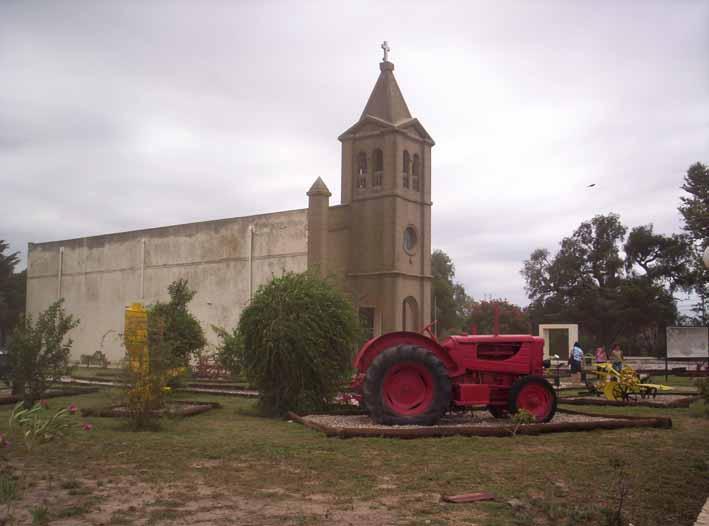 Museo Histórico Municipal de La Tordilla en la antigua capilla