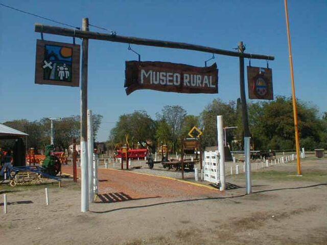 Archivo:Museo Rural Regional de Río Primero.jpg