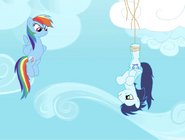 Mlp soarin and rainbow dash punishment by rulette-d75lp14